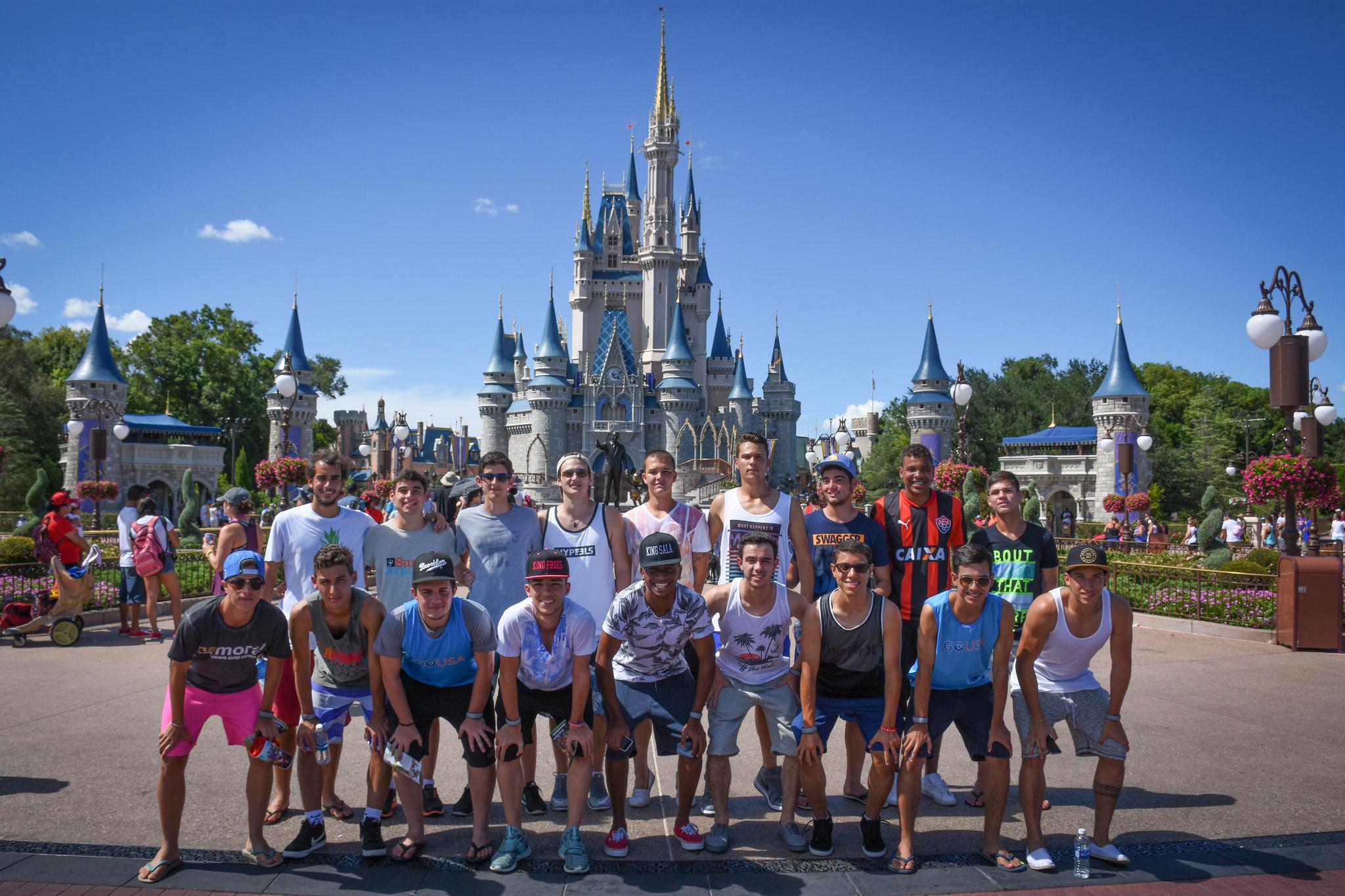 equipe futebol magic kingdom go usa