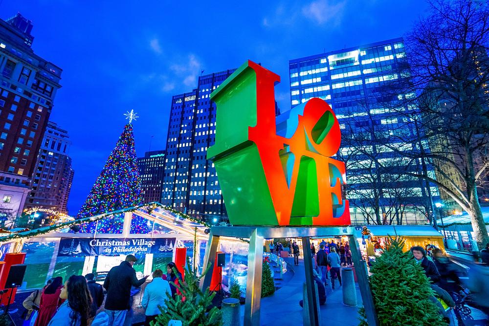 photo courtesy of https://phillylovesfun.wordpress.com/2015/10/28/christmas-village-in-philadelphia-returns-to-love-park-for-2015-holiday-season/