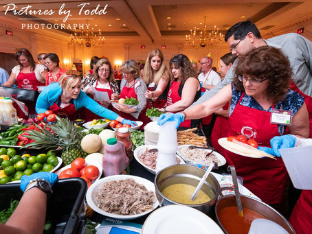 2018 Culinary Challenge byChester County's Brandywine Valley