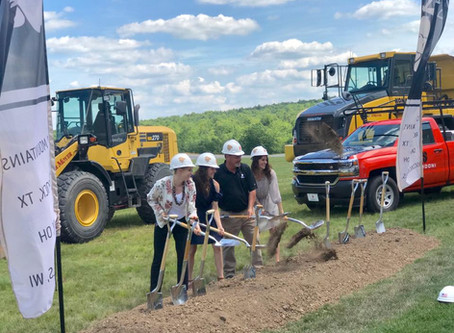 #EventsWorthy | Kalahari Resorts Pocono Mountains Convention Center Groundbreaking