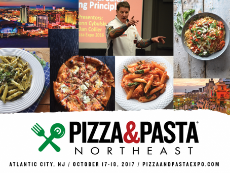 Atlantic City Event! Pizza and Pasta Northeast