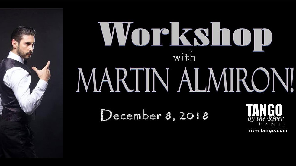 Workshop with Martin Almiron