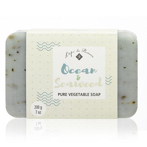 Ocean & Seaweed200g soap L'epi de Provence