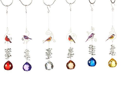Bird Prism Ornament