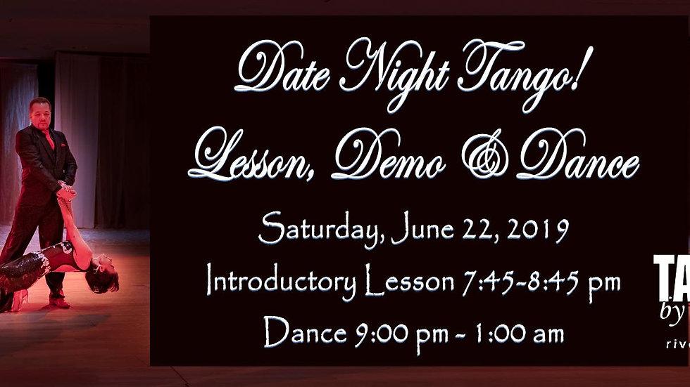 Date Night Tango!