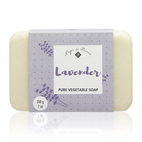 Lavender (no flower) L'epi de Provence 200g Soap