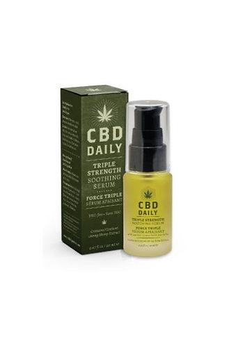 CBD Triple Strength Soothing Serum