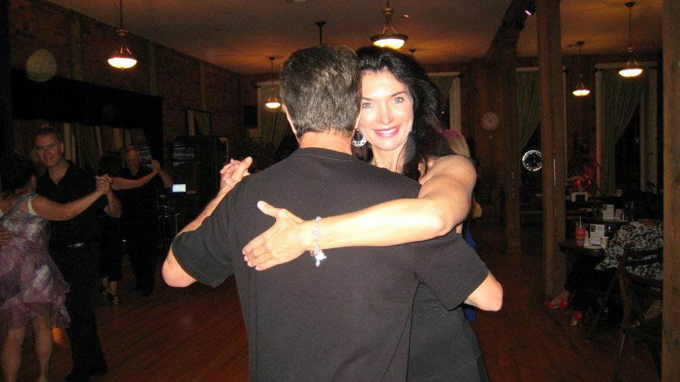 One Hour Private Tango Class