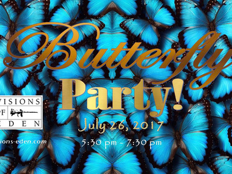 Butterfly Party!