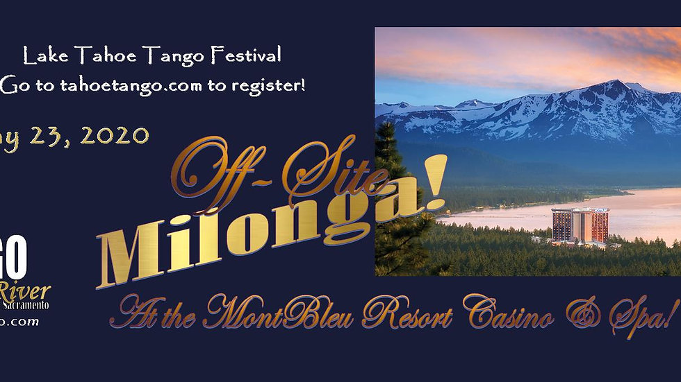 Off-Site Milonga - May 23, 2020