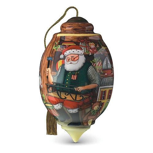 Santa's Toy Shop Ne'Qwa Ornament