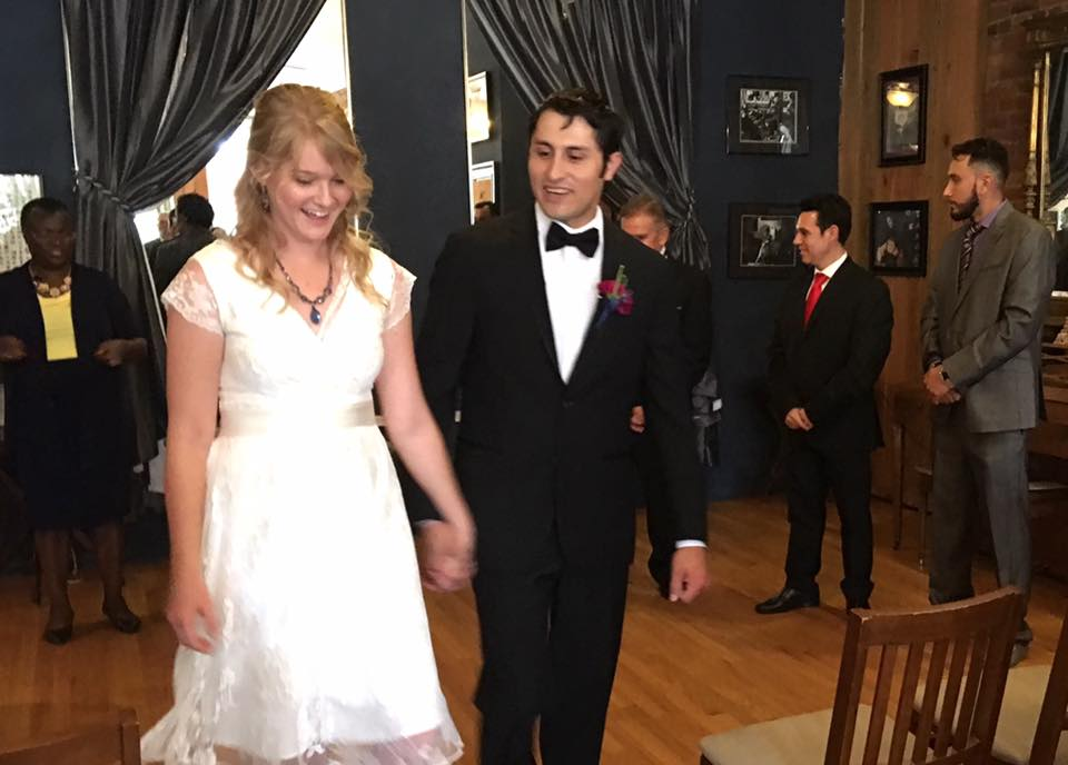 Cate and Cesar wedding