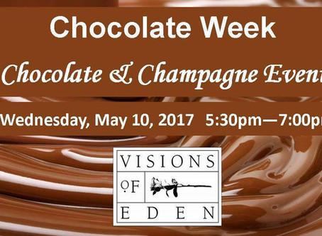 It's Chocolate Week in Old Sac!