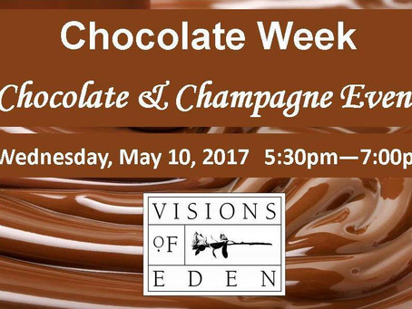 It's Chocolate Week in Old Sac!