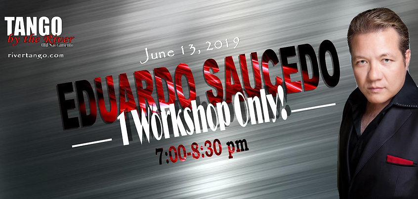 Workshop with Eduardo Saucedo