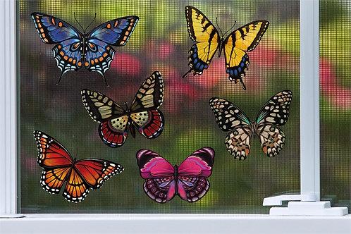 Butterfly Screen Door Saver
