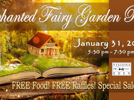 Enchanted Fairy Garden Party