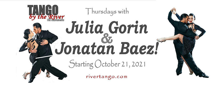 Thursdays with Julia & Jonatan!
