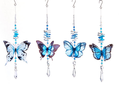 3D Butterfly Ornament