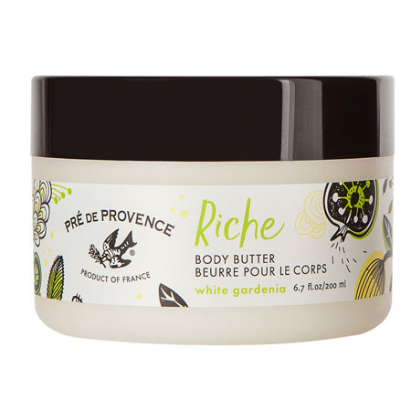 White Gardenia Riche Body Butter 200ml