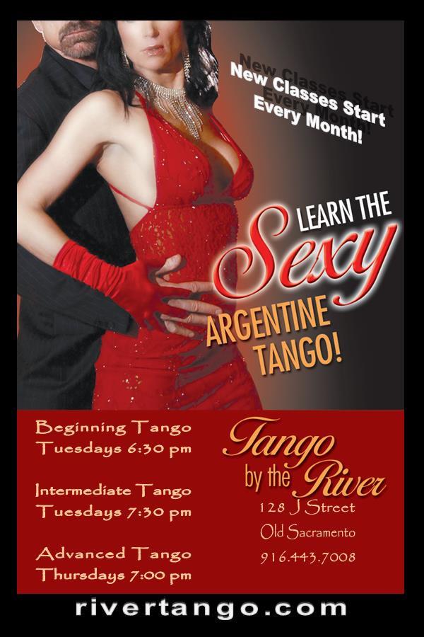 tango flyer