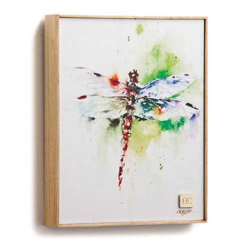 Fly Away Dragonfly Wall Art