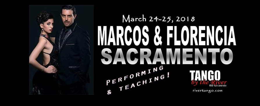 Workshops with Marcos & Florencia March 2018