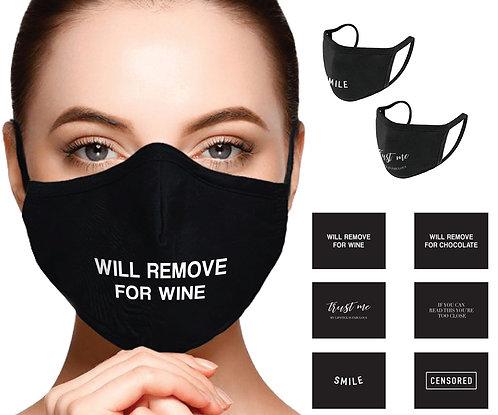 Fashion Masks!