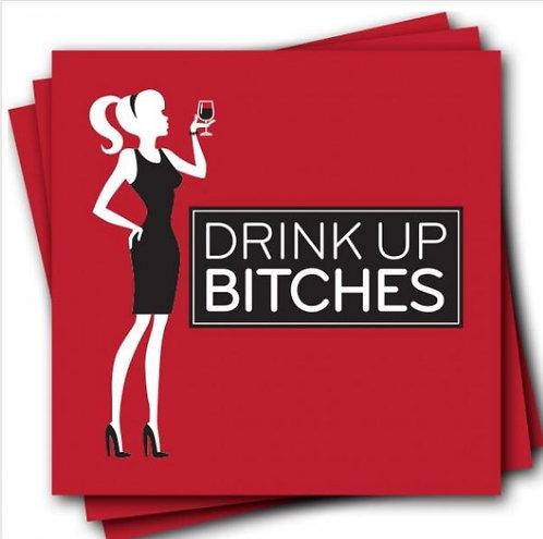 Drink Up Napkins