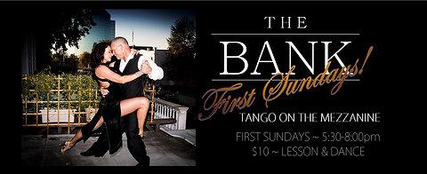 Tango at The Bank!