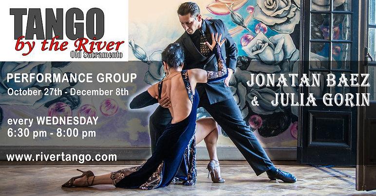 Performance Group with Julia & Jonatan!