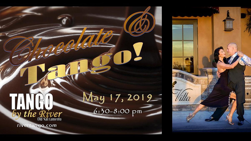 Chocolate Week Tango Demo & Lesson