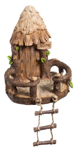 Woodland Treehouse Fairy Door