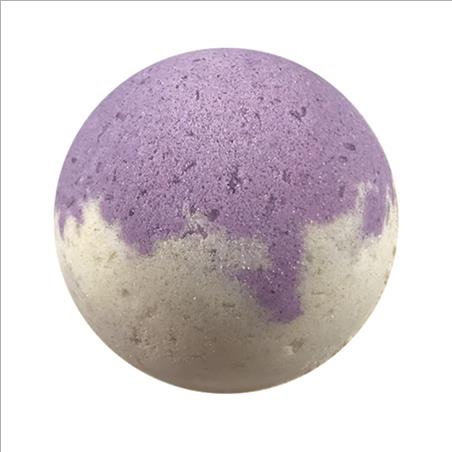 Lavender Champagne Bath Bomb
