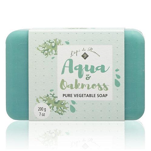 Aqua & Oakmoss 200g L'epi de Provence Soap