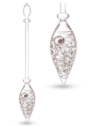Gemstone Vial ~ Diamond