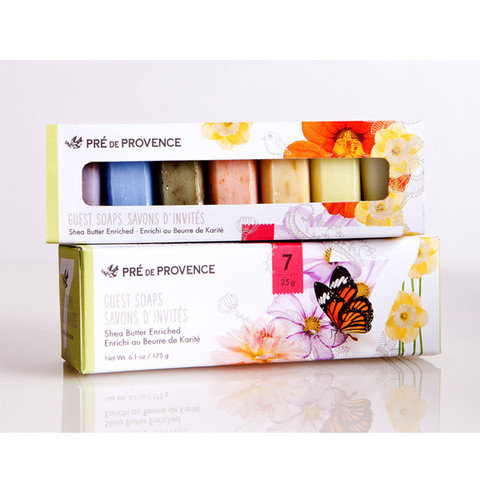 Butterfly Luxury Soap Gift Box
