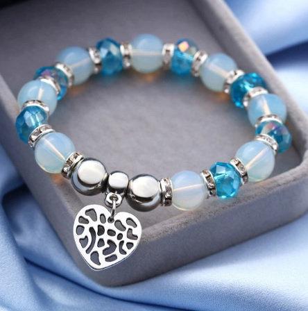 Teal Fashion Bracelet