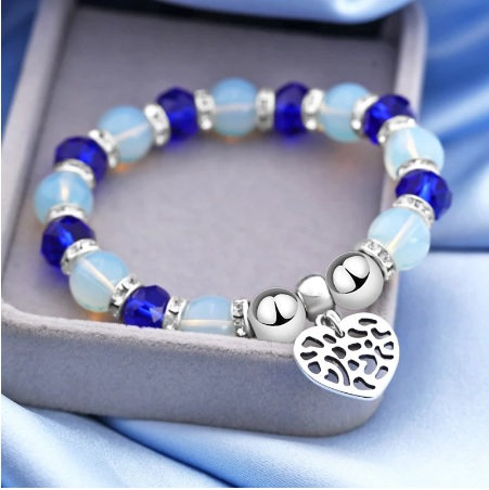 Blue Fashion Bracelet