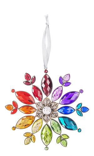 Rainbow Jewel Flower