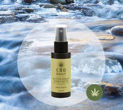 CBD Active Spray