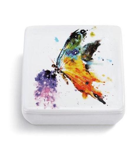 Butterfly Vanity Box