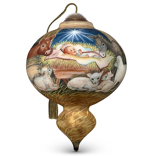 Joy to the World Ne'Qwa Ornament