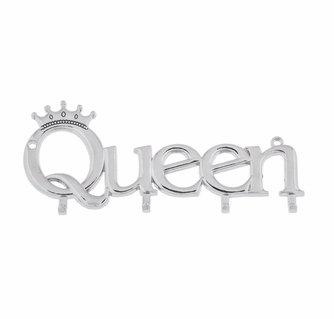 Queen Wall Rack for Spoons/Keys