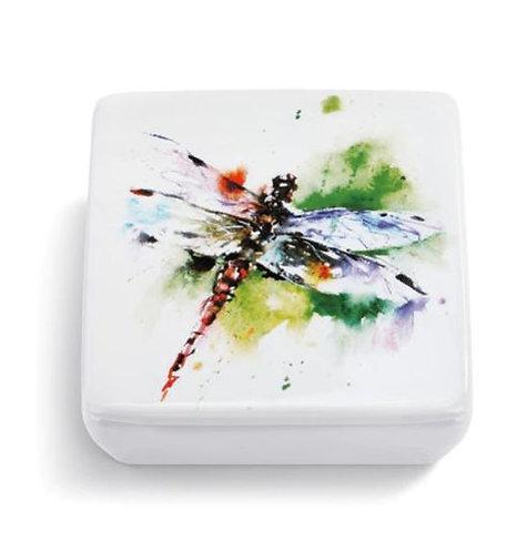 Dragonfly Vanity Box
