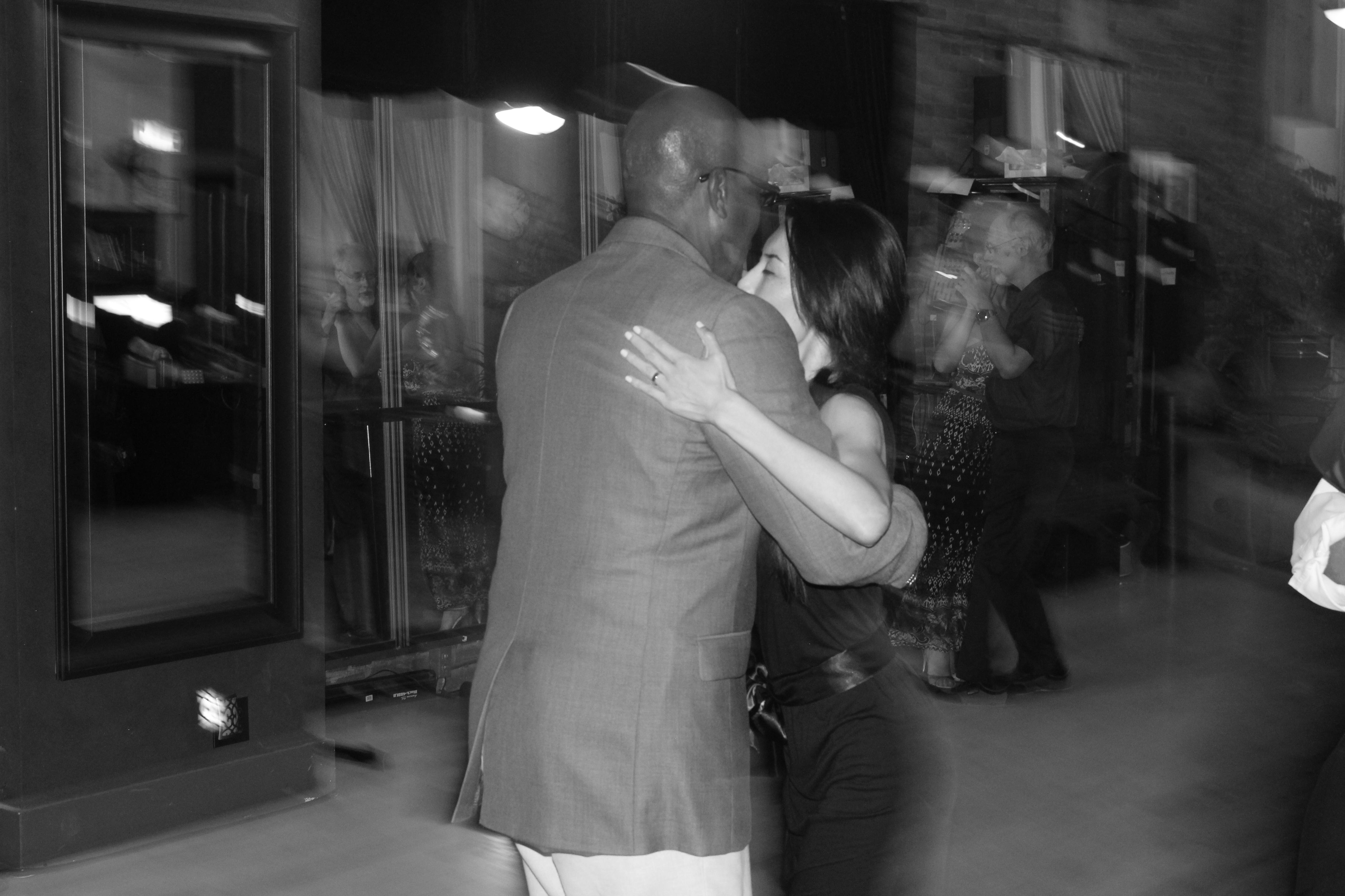 tango studio party