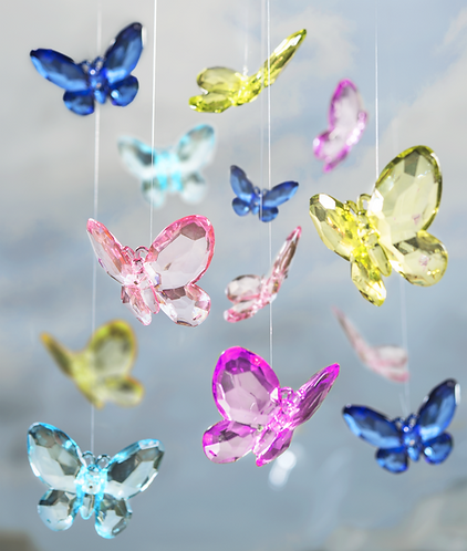 Small Butterfly Ornament