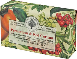 200g Persimmon & Red Currant Soap