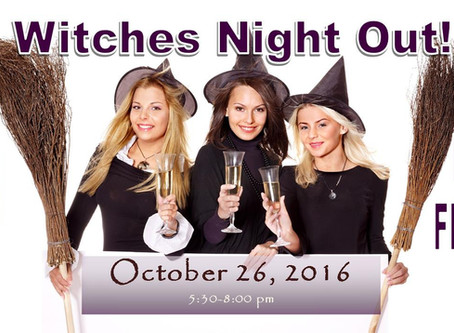 Witches Night Out!