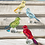 Thumbnail: Faceted Acrylic Bird on Rock